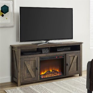 Whittier TV Stand for TVs up to 60 with Fireplace