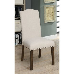 Auttenberg Upholstered Dining Chair (Set of 2) Gracie Oaks