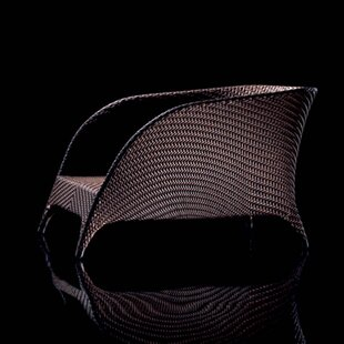 Flora Lounge Chair with Cushion