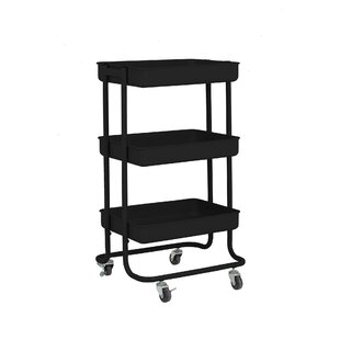 Cristofer Serving Cart By 17 Stories