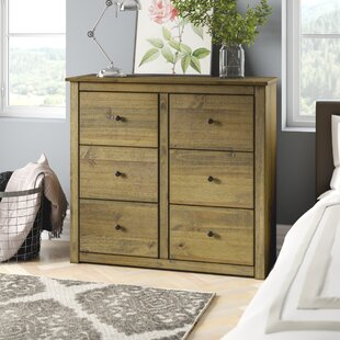 Anns 6 Drawer Chest By Three Posts