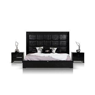 Willa Arlo Interiors Jolene Upholstered Platform Bed