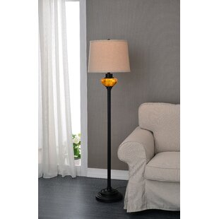 Reviews Morrisdale 58 Floor Lamp By Darby Home Co