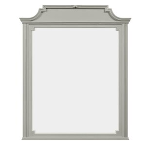Clementine Court Rectangular Dresser Mirror by Stone & Leigh™ Furniture