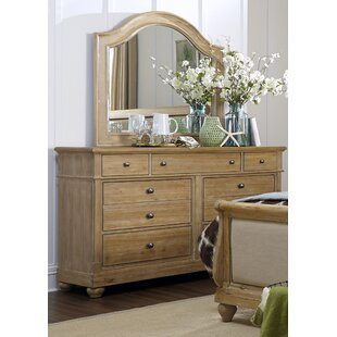 August Grove Shamong 9 Drawer Dresser