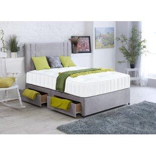 Cheesman Divan Bed By Fairmont Park