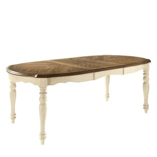 Grandin Antique Oval Dining Table