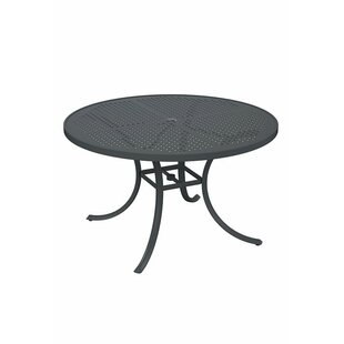 Boulevard Aluminum Dining Table by Tropitone Find