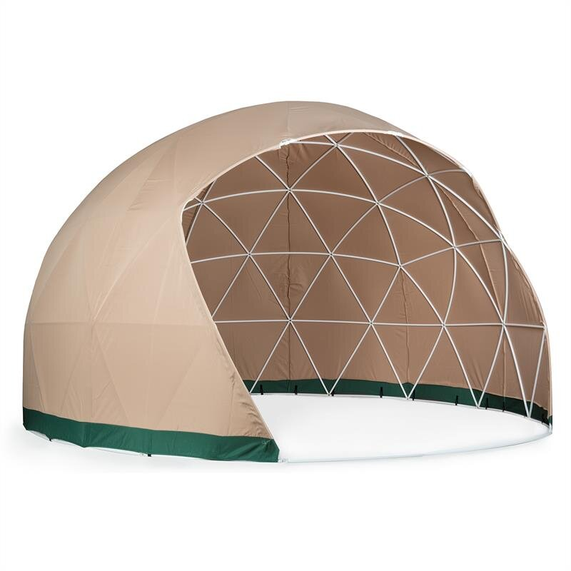 klarstein 360 cm x 220 cm pop up pavillon sun cave aus. Black Bedroom Furniture Sets. Home Design Ideas