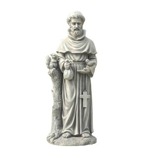 Winsome House St. Francis Statue