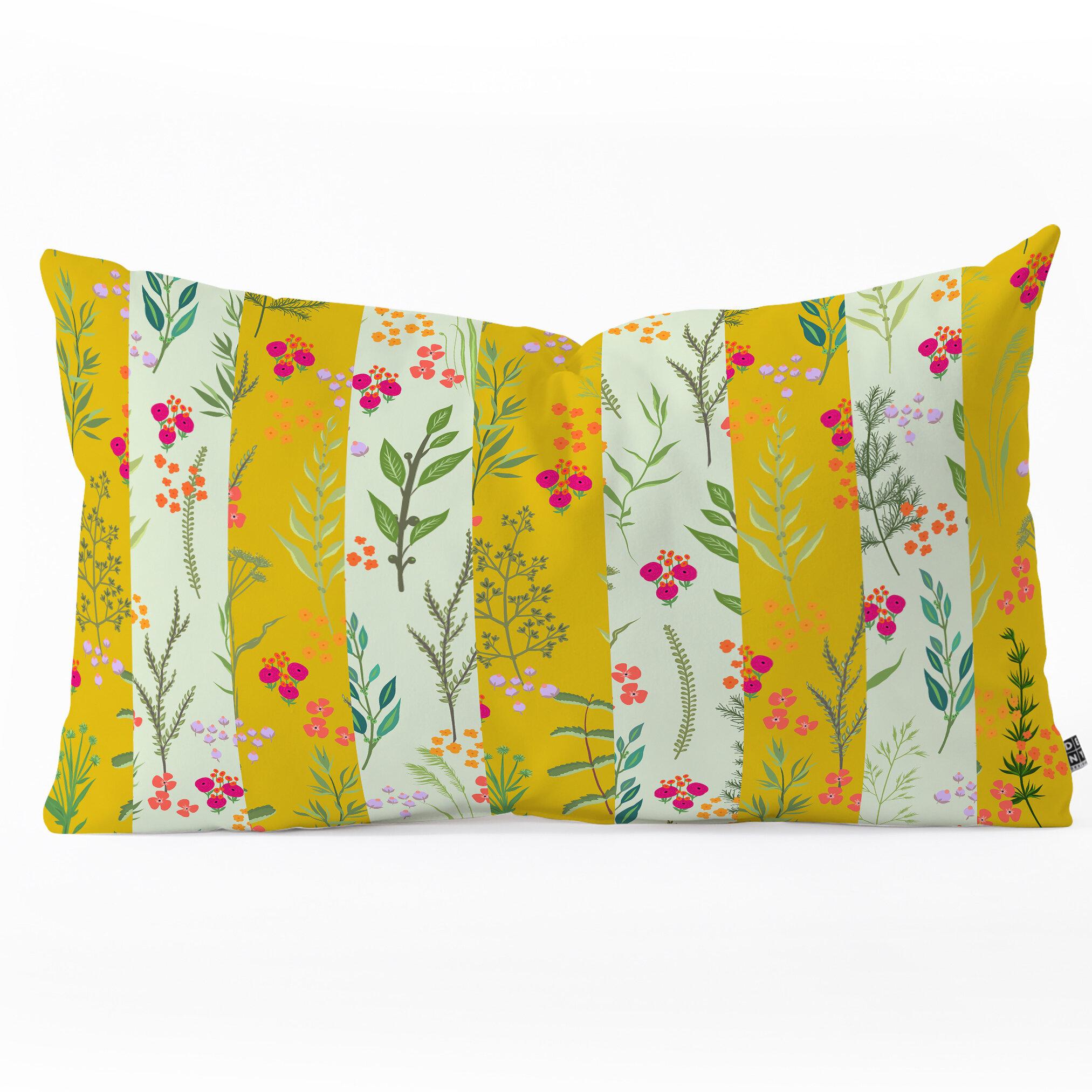 East Urban Home Iveta Abolina Margaux Lumbar Pillow Wayfair