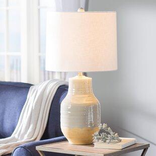 Coral Color Ceramic Lamp Wayfair