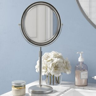 Compare & Buy Round Vanity Mirror By Andover Mills
