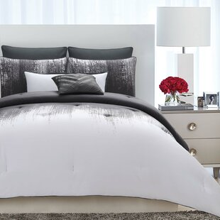 Lyon Cotton Comforter Set by Vince Camuto