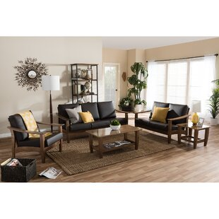 Ahart 5 Piece Living Room Set by Latitude Run