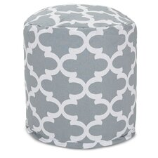 Cashwell Small Pouf Ottoman by Andover Mills