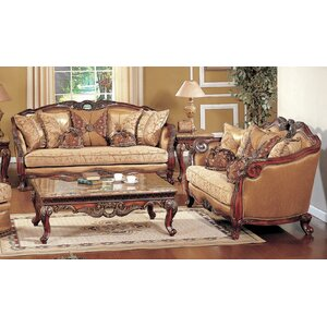 Palliser Sofa and Loveseat Set by Astoria Grand