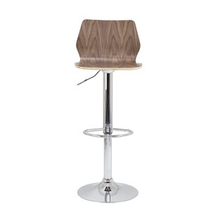 Height Adjustable Bar Stool By George Oliver