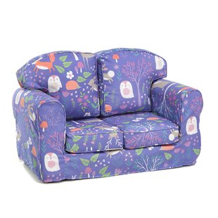 Felice Animal Camp Forest Children's Sofa By Zoomie Kids