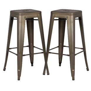 Alyssa 30 Bar Stool (Set of 2) by Zipcode Design