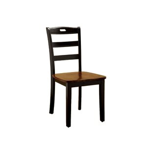 Ionie Cottage Solid Wood Dining Chair (Set of 2) by Red Barrel Studio