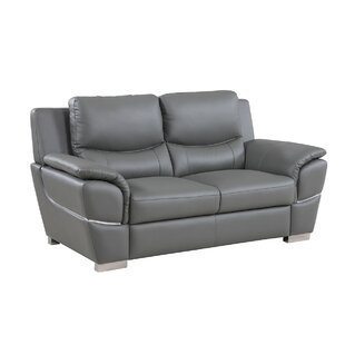 Henton Luxury Upholstered Living Room Loveseat