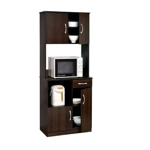 Vollmer Kitchen 1 Drawer Accent Cabinet by Latitude Run
