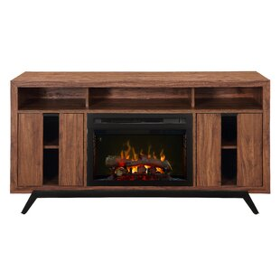 Luna TV Stand for TVs up to 60 with Fireplace by Dimplex