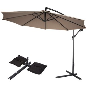 Trademark Innovations Deluxe 2' Cantilever Umbrella
