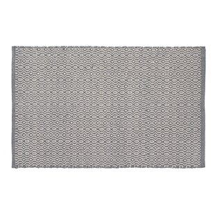 Madison Jacq Hand-Woven Gray/Cream Indoor/Outdoor Area Rug