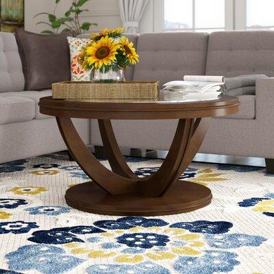 Pedestal Coffee Tables You Ll Love In 2019 Wayfair