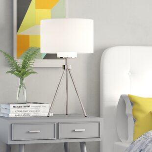 Berau 29 Metal Tripod Table Lamp