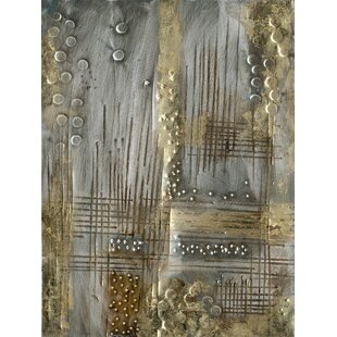 Silver Glitter Wall Art Wayfair Co Uk