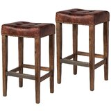 Toulouse 26 Bar Stool (Set of 2) by Loon Peak®