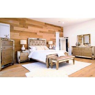 Willa Arlo Interiors Alasdair Platform Configurable Bedroom Set