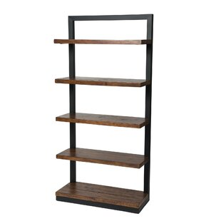 Reviews Carisbrooke Etagere Bookcase by Foundry Select