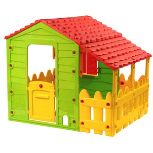 Farm With One Side Porch4.58' X 3.67' Playhouse By Starplay