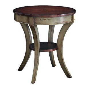 Ouellette End Table by August Grove