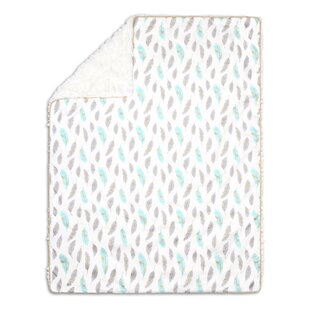 Read Reviews Feather Blanket ByThe Peanut Shell