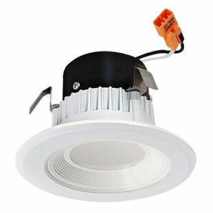 Read Reviews Round Insert Baffle 3 LED Recessed Retrofit Downlight By Elco Lighting