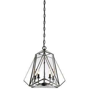 Cindy 5-Light Chandelier by Br..