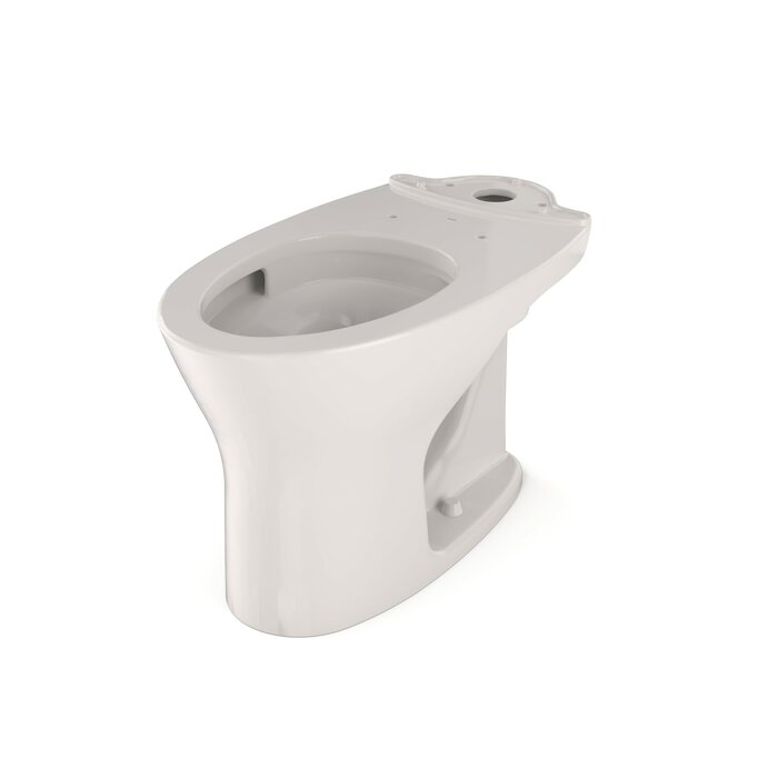 Fabulous Toto Drake Dual Flush Elongated Universal Height Toilet Bowl With Cefiontect Ocoug Best Dining Table And Chair Ideas Images Ocougorg