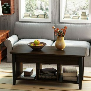 Cinderford Lift Top Coffee Table Winston Porter