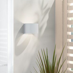 Royston 2-Light Outdoor Flush Mount