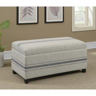 Inexpensive Croskey Upholstered Storage Bench ByBreakwater Bay