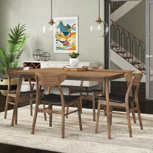 Lillis 5 Piece Dining Set