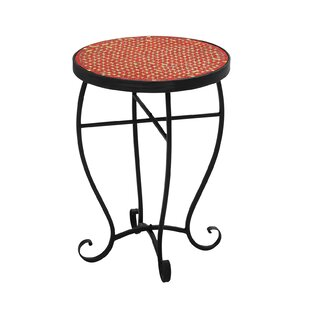 Moroccan Mosaic End Table by Urban Designs Wonderful