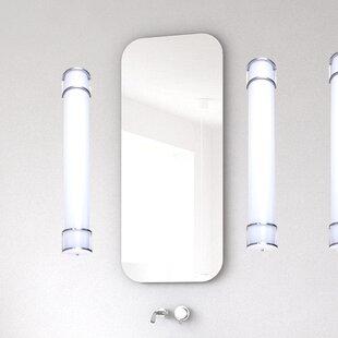 Living District 1-Light LED Bath Bar