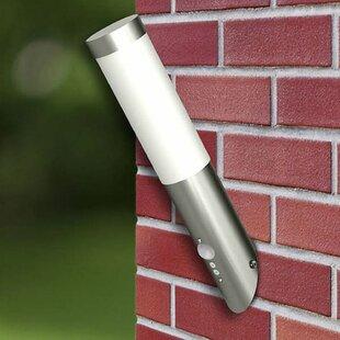 Heston Outdoor Wall Light With Motion Sensor Image