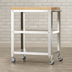 Cucina Americana Kitchen Cart with But..